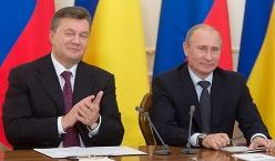Putin Yanukovych