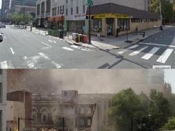 Crollo Philadelphia