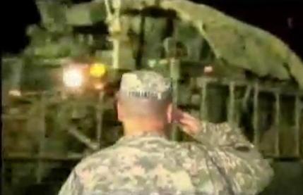 Soldato Saluta