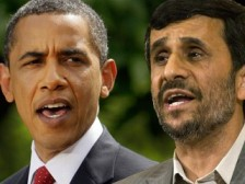 Obama e Ahmadinejad