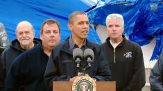 Obama Sandy