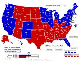 Cartina Voto