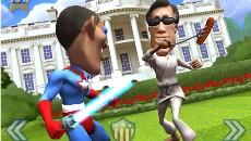 Obama Romney Videogame