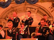 Us Naval Forces Europe Band