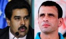 Maduro Capriles