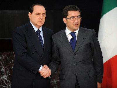 Cosentino E Berlusconi