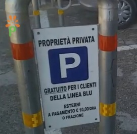 Parcheggio 10euro