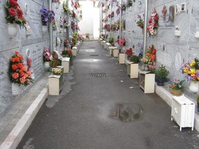 Cimitero Gli Ostacoli