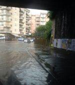 Ponte Aversa Allagato2