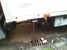 Camion Con Lantifurto