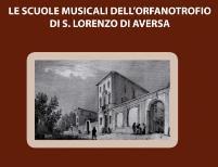 Libro Scuole Musicali Di S. Lorenzo