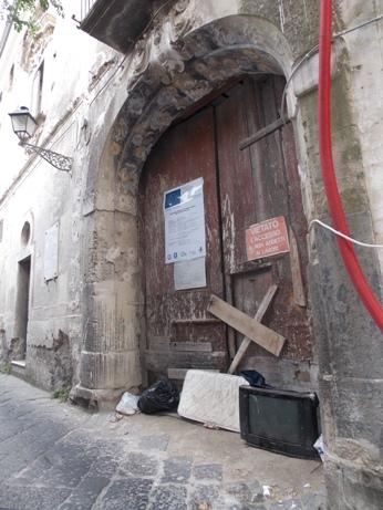 Casa Cimarosa Rifiuti1