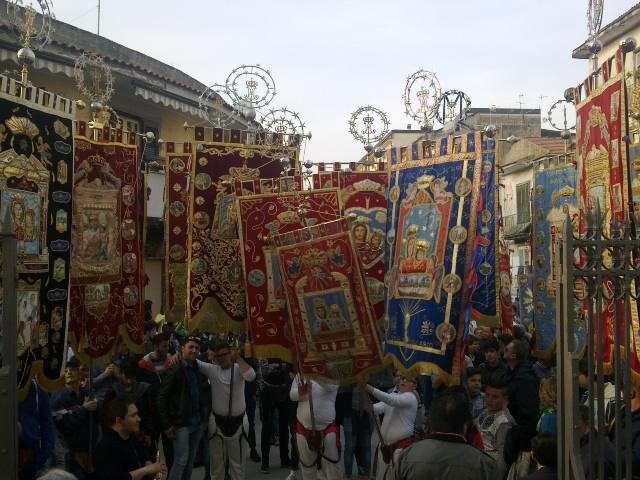 Stendardi Sagrato Costantinopoli