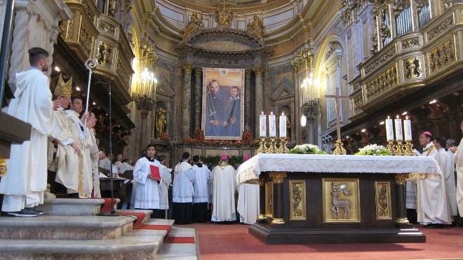 Beatificazione Padre Vergara 5