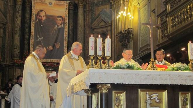 Beatificazione Padre Vergara 8