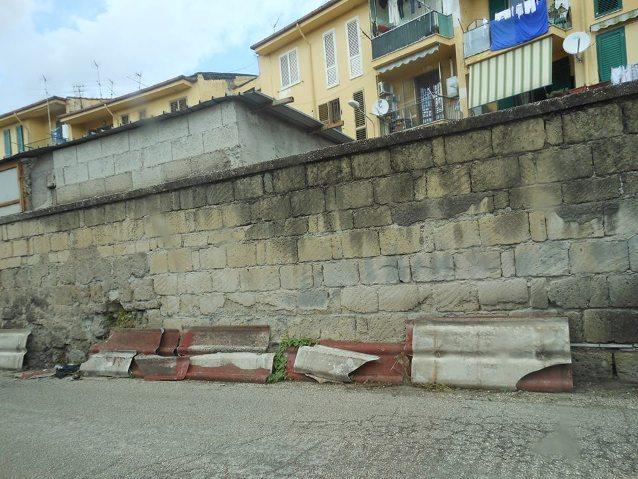 Amianto Via Dragonetti2