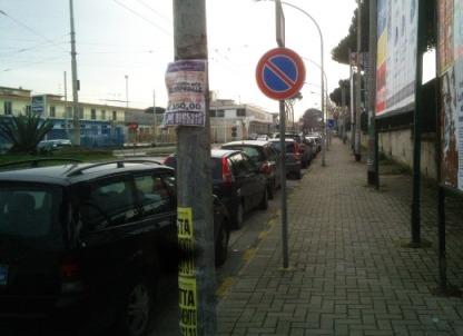 Parcheggio In Divieto