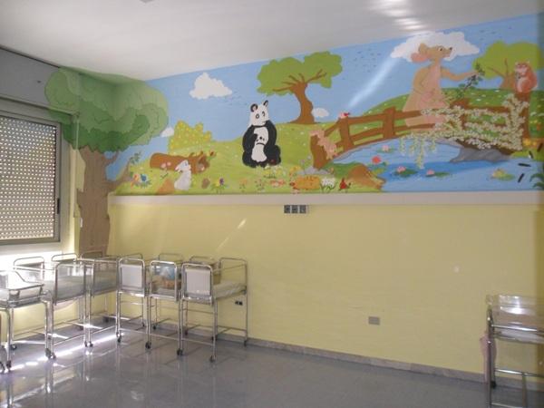 Reparto Pediatria