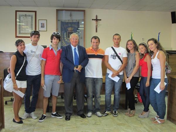 Ciaramella Premia Studenti1