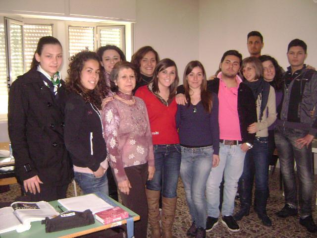 Classe Quinta B Aziendale