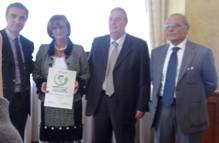 Premiazione Romano E Sagliocco