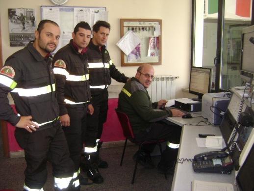 Sala Operativa V D F Aversa