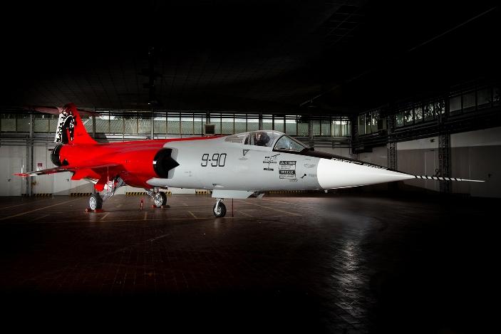 F104 Livrea Ferrari