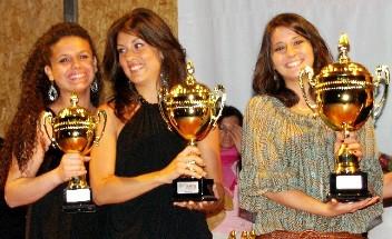 Tre Finaliste Martina Cenere