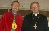 Barbato Con Il Vescovo Spinillo