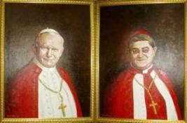Quadro Papa Giovanni Sepe