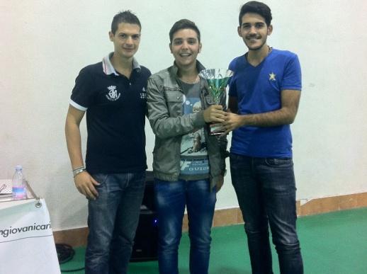 Secondi Torneo Calciotennis