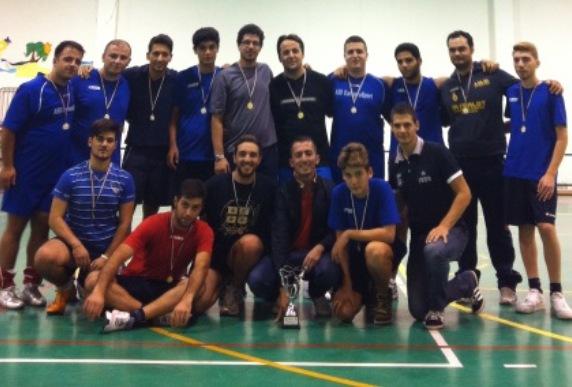 Secondi Torneo Pallavolo