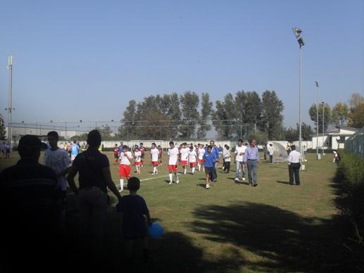 Triangolare Calcio A 11