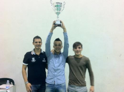 Vincitori Torneo Calciotennis