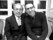 Carmine Pasquariello Con Ernesto Mahieux