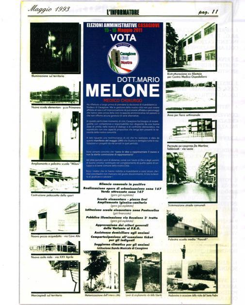 Melone Mario Manifesto