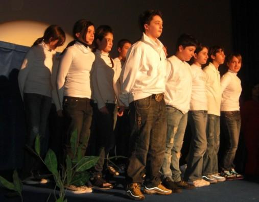 Coro Scuola Pascoli Casagiove2