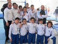 Gymnasiun  Casagiove Campionati Regionali 1