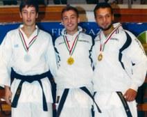 Pasquariello E Genovese Karate