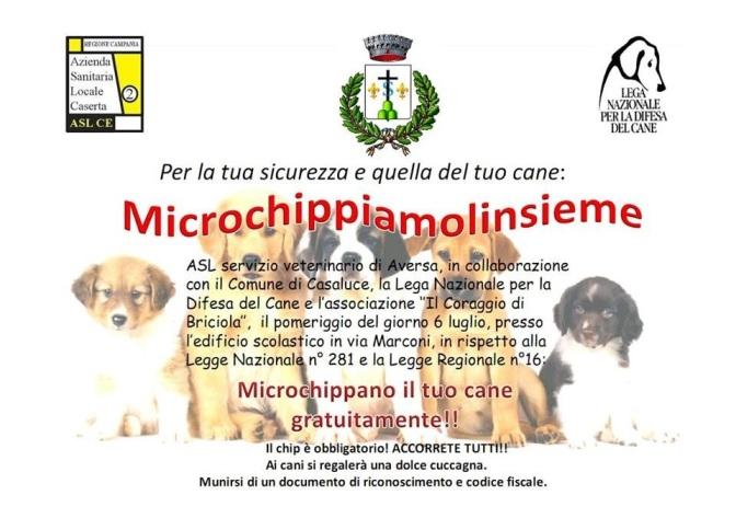 Cani Microchip