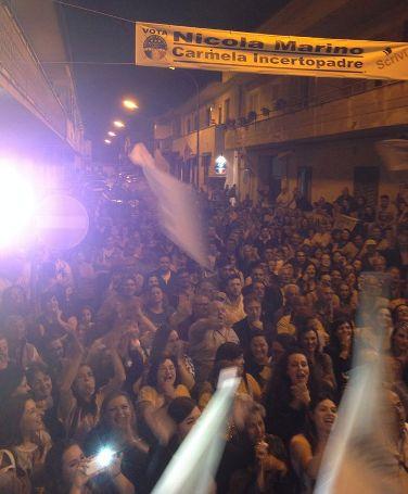Comizio Rione San Lorenzo
