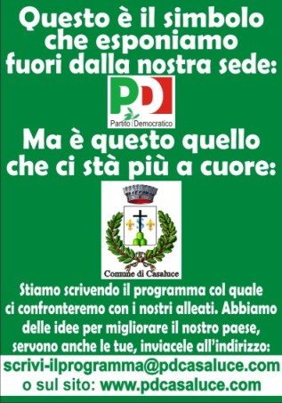Pd Manifesto Programma