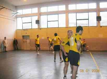 Il match A.S.D volley Casaluce- Calvi Risorta