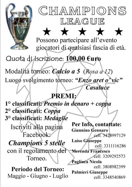 Torneo Champions