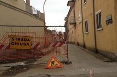 Cantiere Via Peccerillo