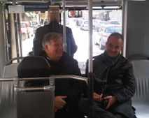 Bus Delgaudio Prete