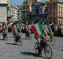 Bersaglieri In Bicicletta Depoca