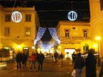 Via Mazzini Illuminata