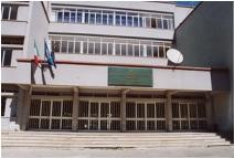 Manzoni Liceo Entrata