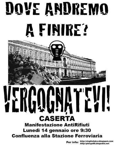 Protesta Studenti 14gen08